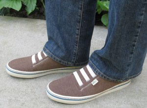 Simple Shoes Carport Bison Brown Vegan Sneaker