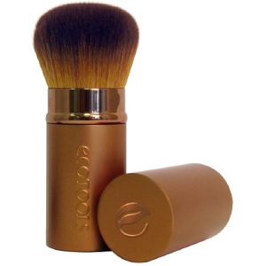 EcoTools Recycled Retractable Kabuki Vegan Powder Brush